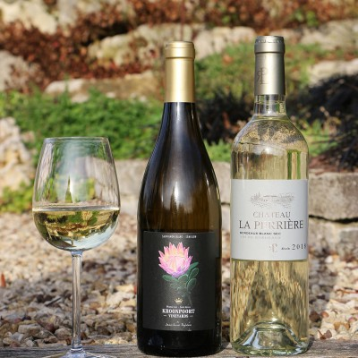 Offre vins blancs